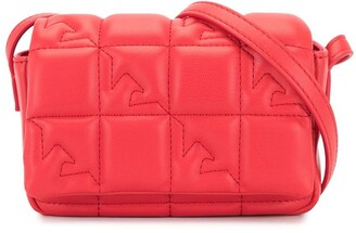 Emporio Armani Kids Quilted Effect Shoulder Bag