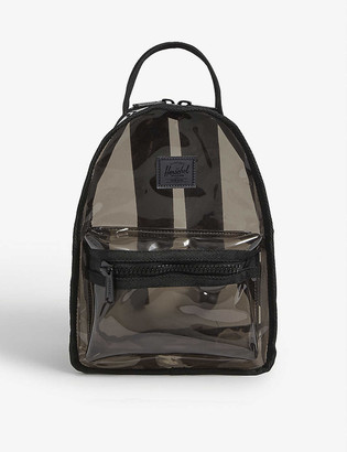 Herschel Nova mini transparent backpack