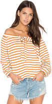 Rachel Pally Marc Top in Orange. - size M (also in S,XS)