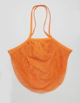 Asos BEACH String Shopper Bag