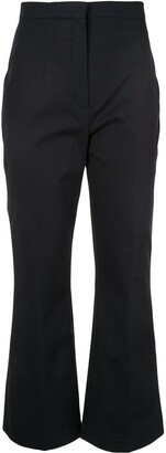 Ports 1961 Classic Cropped Trousers