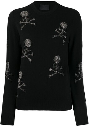 Philipp Plein Skull Sweater