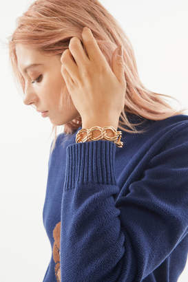 Urban Outfitters Ludlow Chunky Chain Toggle Bracelet