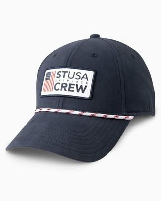 Southern Tide ST USA Crew Snapback Hat