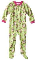 Gerber Infant Toddler Girls' Footed Blanket Sleeper