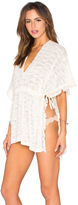 L-Space LSPACE Washed Ashore Poncho