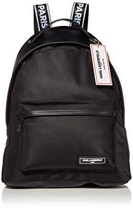 Karl Lagerfeld Paris Apres SKI Capsule Nylon Backpack
