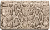 Henri Bendel Centre Street Snake Embossed Crossbody