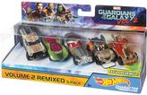 Hot Wheels Guardians of the Galaxy 5 Car Pack