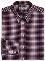 Turnbull & Asser Check Regular Fit Dress Shirt