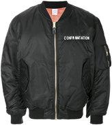 Yang Li crew neck padded jacket