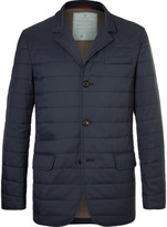 Brunello Cucinelli - Quilted Waterproof Shell Jacket