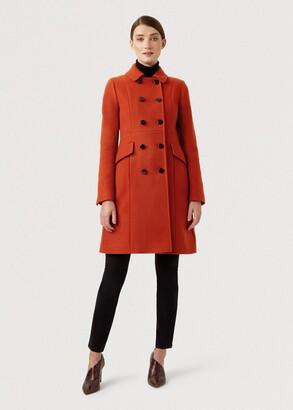 Hobbs Dorothea Wool Blend Coat