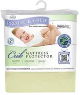 Protect A Bed Protect-A-Bed Premium Fitted Sheet Style Crib Protector