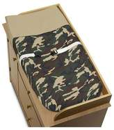 JoJo Designs Jo Jo Designs Sweet Green Camo Changing Pad Cover