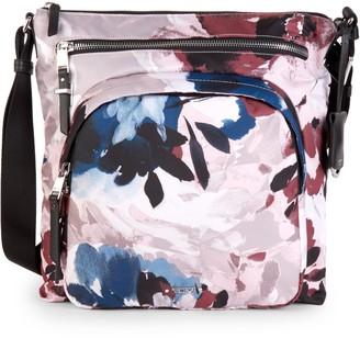 Tumi Carmel Floral Crossbody Bag