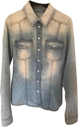 Blumarine Blue Denim - Jeans Top for Women