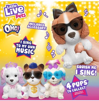 Little Live Pets Omg! S3- Styles May Vary