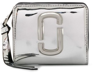 Marc Jacobs The Snapshot mirrored wallet