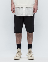 3.1 Phillip Lim Relaxed Shorts with Trapunto