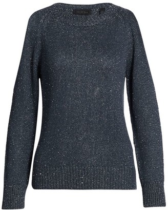 Saks Fifth Avenue COLLECTION Sequin Pullover