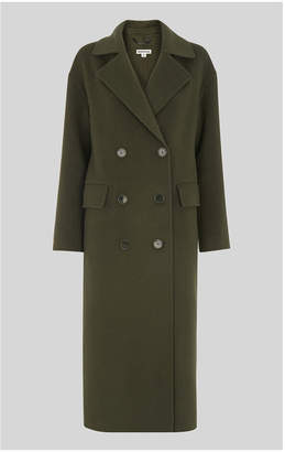 Whistles Rosie Double Faced Coat