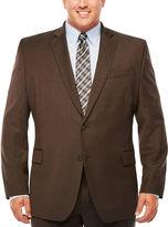 STAFFORD Stafford Stripe Classic Fit Stretch Suit Jacket-Big and Tall