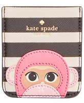 Kate Spade Monkey Stick-On Phone Pocket
