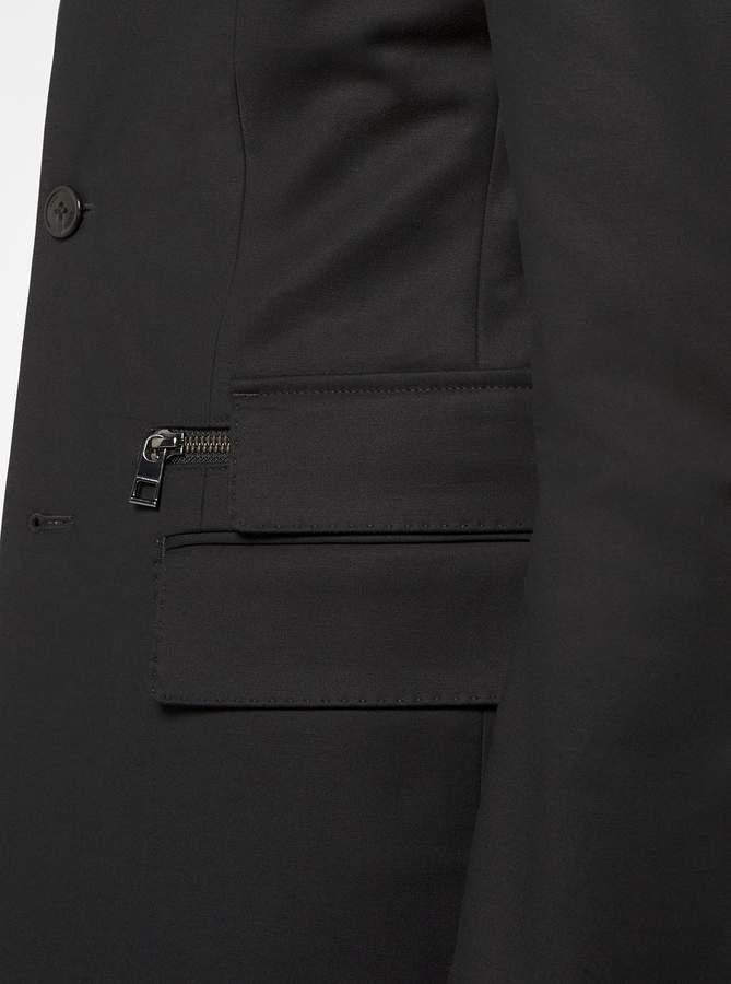 Michael Kors Stretch-Cotton Blazer