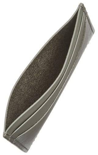 Skagen Men's 'Torben' Leather Card Case - Black