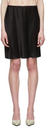 Nanushka Black Gem Miniskirt