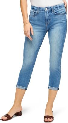 Jen7 Crop Skinny Jeans