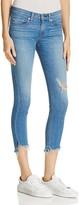 Rag & Bone Distressed Carpi Jeans in Sunset