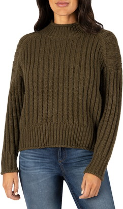 KUT from the Kloth Hailee Boxy Sweater