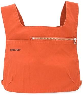 Ambush Logo Print Chest Bag