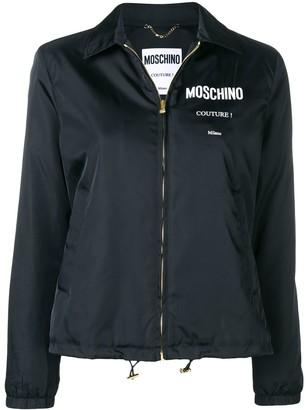 Moschino Couture! zipped jacket