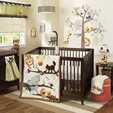 Lambs & Ivy Treetop Buddies 4 Piece Baby Crib Bedding Set by by