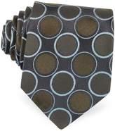Forzieri Optical Woven Silk Tie