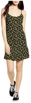 Vans Laggs Dress (Polka Ditsy) Women's Clothing