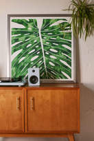 Urban Outfitters Living Pattern Monstera Art Print