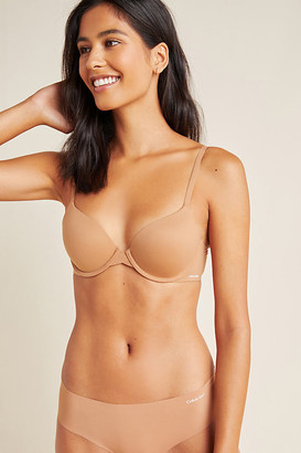 Calvin Klein Perfectly Fit Bra By in Black Size 32 D
