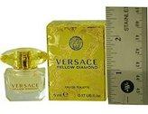 Versace Yellow Diamond by 0.17 oz Mini EDT For Women