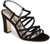 Adrianna Papell Women's Adelson Knotted Strappy Sandal