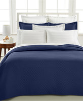 Charter Club Damask Quilted King 3-Pc. Coverlet Set