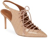 Malone Souliers Alessandra Lace-Up Pump