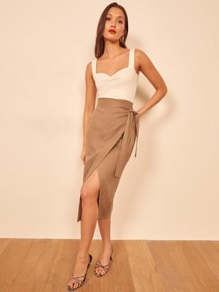 Reformation Petites Florence Skirt