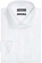 John Lewis Non Iron Cotton Twill Regular Fit Xl Sleeve Shirt, White