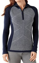 Smartwool Larkslope Sweater - Merino Wool, Zip Neck (For Women)