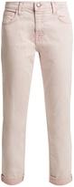 Current/Elliott The Fling straight-leg jeans
