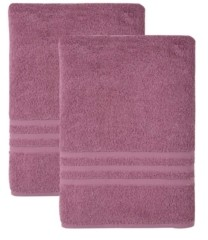 OZAN PREMIUM HOME Sienna 2-Pc. Bath Towel Set Bedding